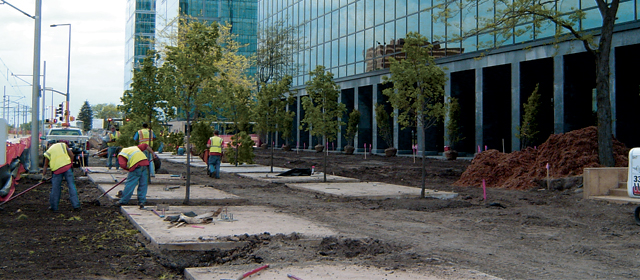 commercial landscaping minnesota